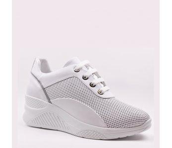 Dámske sneakersy AL1559 BIELA