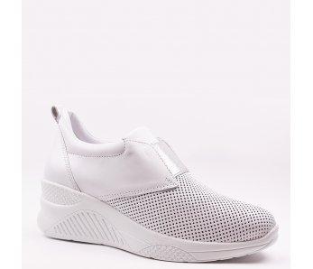 Dámske sneakersy AL1665 BIELA
