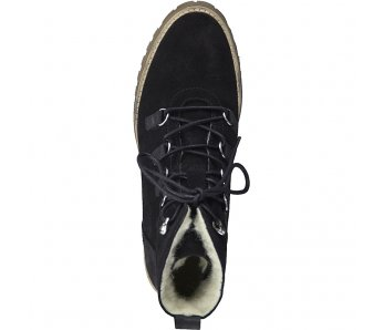 Kotníky Tamaris 1-1-26264 098 BLACK COMB