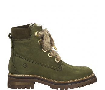 Workery Tamaris 1-1-26257-21 722 OLIVE