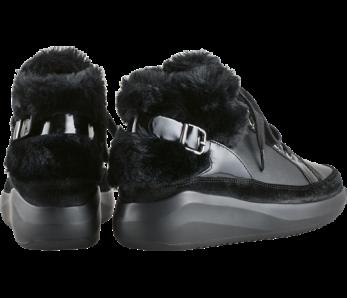 Sneakersy Högl 6-104346-0100 ČIERNA
