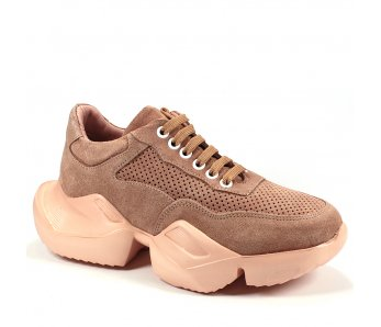 Dámske sneakersy AQ17-015 R2018