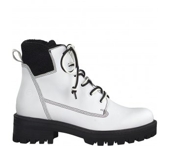 Workery Tamaris 1-1-25214-21 125 WHITE/BLACK