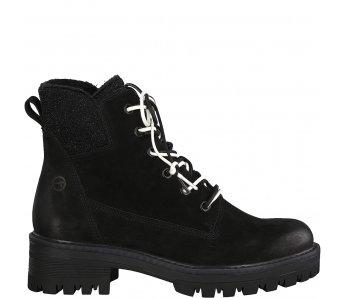 Workery Tamaris 1-1-25214-21 098 BLACK COMB