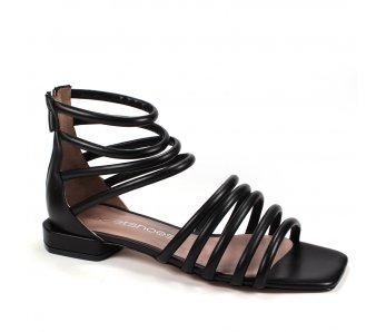 Dámske sandále MFS21515 ČIERNA