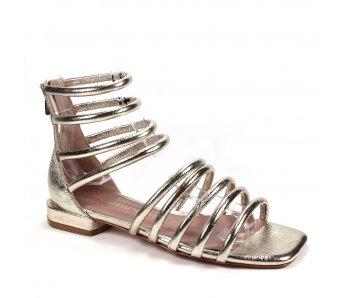 Dámske sandále MFS21515/0852 ZLATA