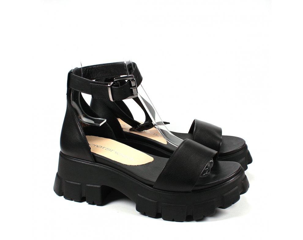 Sandále s mini peňaženkou