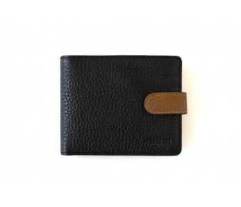 Peňaženka GIUDI G6106PAV-BN NERO/CU