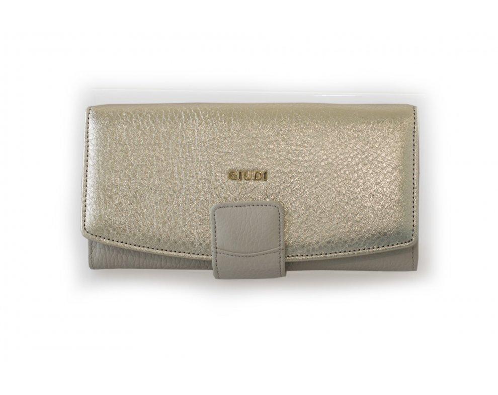Peňaženka GIUDI G7382LPGCINAE-7H