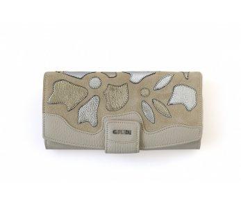 Peňaženka GIUDI G7311AECACIN-10 Beige