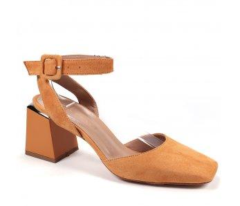 Dámske sandále MF21800 CAMEL