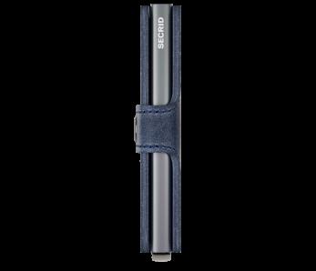 Secrid Miniwallet M-Vintage Blue