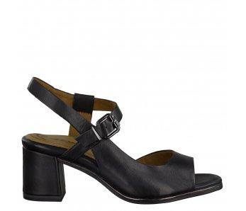 Sandále 1-1-28028-24 001 BLACK