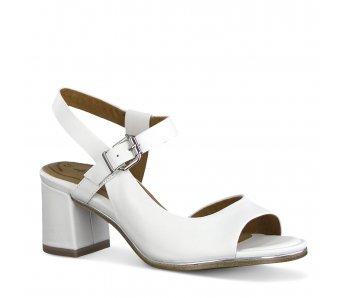 Sandále 1-1-28028-24 100 WHITE