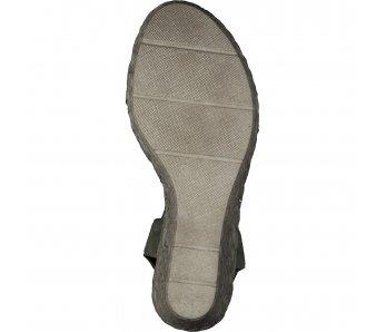 Sandále 1-1-28037-24 789 SAGE/PLATINUM