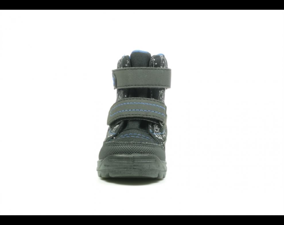 Detské čižmy Richter R2033-442-9901 BLACK/LAGOON