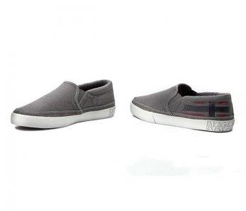 Topánky NAPAPIJRI 12878018 N83 vulcan dark gray