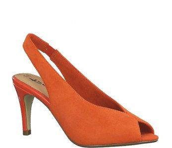 Sandále Tamaris 1-1-29614-32 606 ORANGE