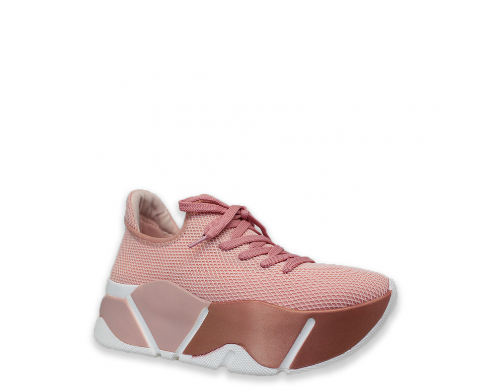 Sneakersy SNMO86-1 PINK