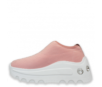 Sneakersy SNMO122-3 PINK