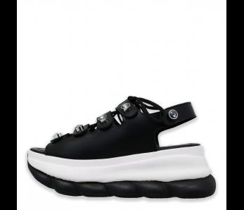 Sandále MO81-6 BLACK