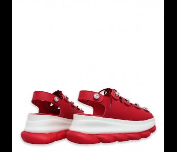 Sandále MO81-6 RED