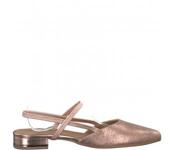 TAMARIS 1-1-29408-20 952 ROSE METALLIC