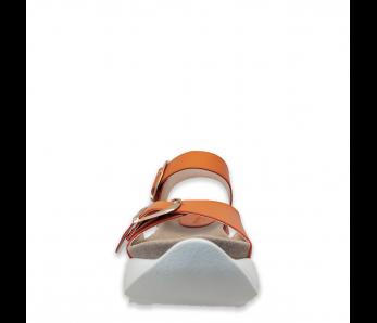 Sandále MO66-T-9 ORANGE
