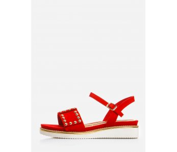 Dámske sandále 1-1-28224-30 533 CHILI