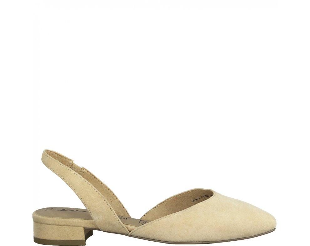Sandále 1-1-29401-24 251 NUDE