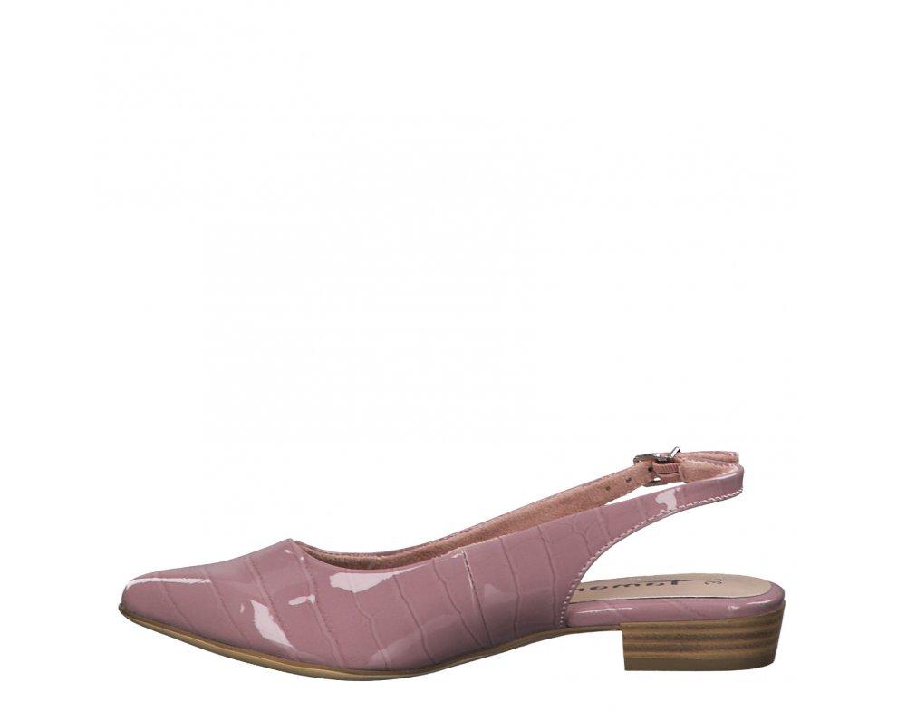 Sandále 1-1-29402-24 573 MAUVE CRO.PAT