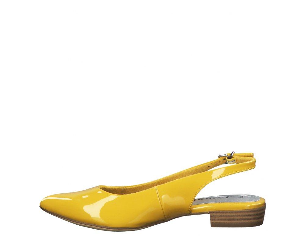 Sandále 1-1-29402-24 653 SUN PATENT