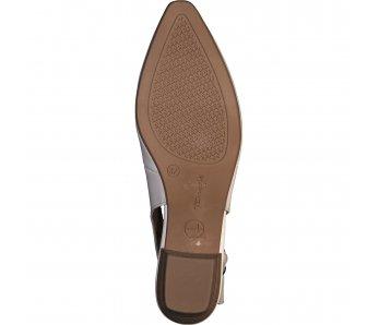 Sandále 1-1-29405-24 117 WHITE LEATHER