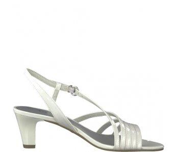 Sandále Tamaris 1-1-28023-32 123 WHITE PATENT