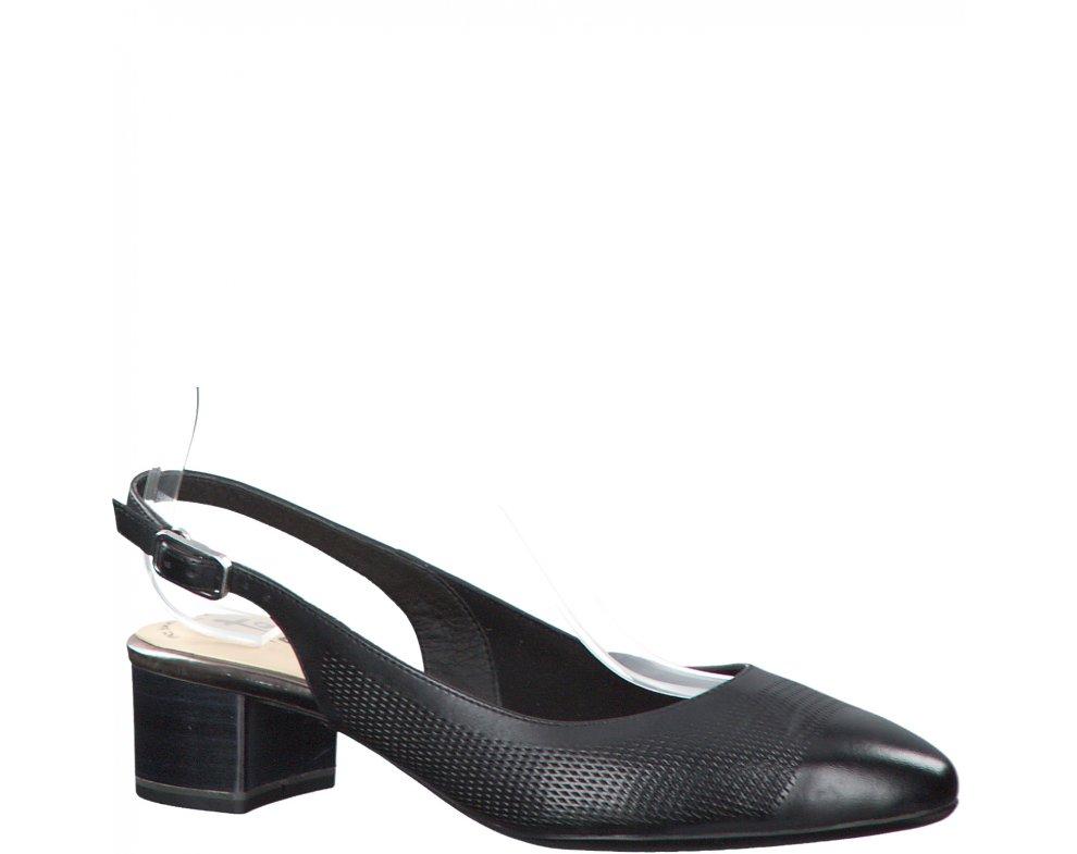 Sandále 1-1-29505-24 001 BLACK