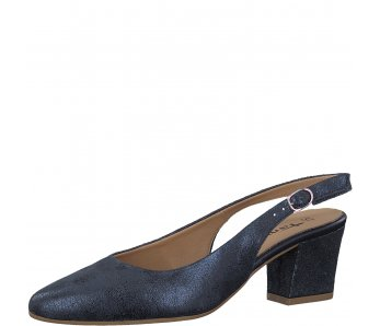 TAMARIS 1-1-29612-20 824 NAVY METALLIC