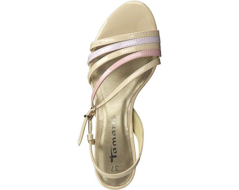 Sandále Tamaris 1-1-28023-32 233 NUDE PATENT