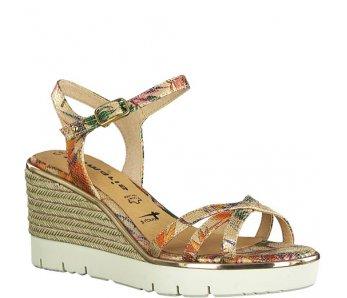 Sandále Tamaris 1-1-28029-32 584 ROSE FLOWER