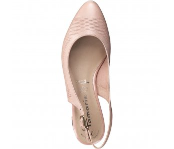Sandále 1-1-29505-24 521 ROSE