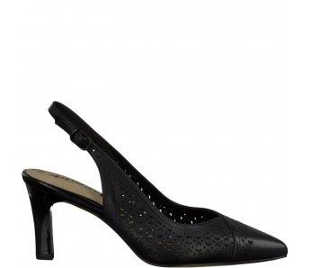 Sandále 1-1-29610-24 001 BLACK