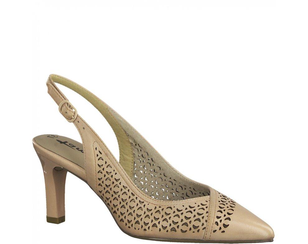 Sandále 1-1-29610-24 521 ROSE