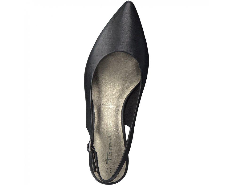 Sandále 1-1-29617-24 001 BLACK