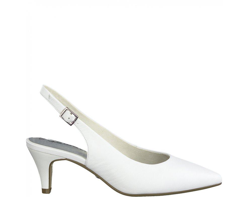 Sandále 1-1-29617-24 100 WHITE