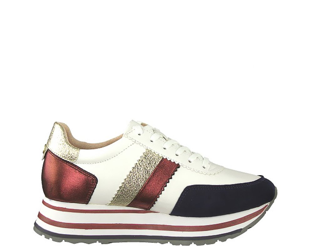 Sneakersy Tamaris 1-1-23737-22 197 WHITE COMB