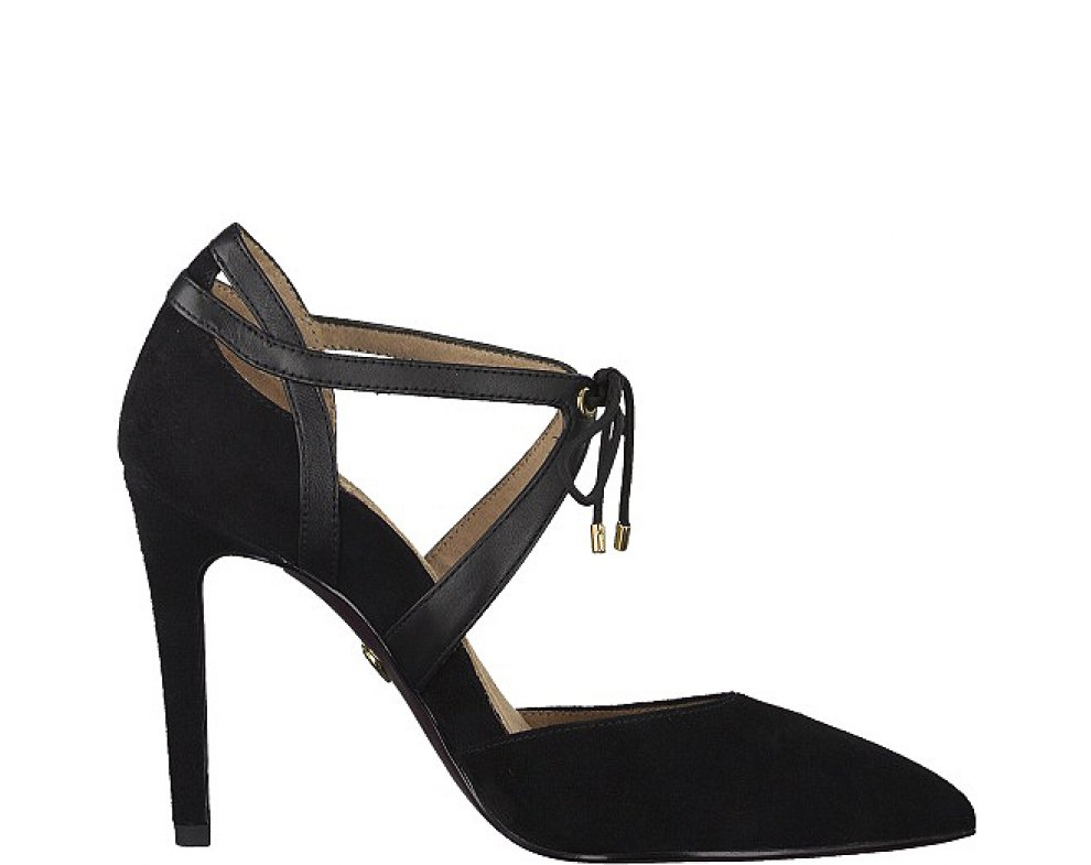 Sandále Tamaris 1-1-24405-22 001 BLACK