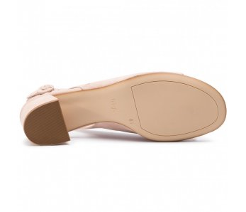Sandále 7-102112-1800 NUDE