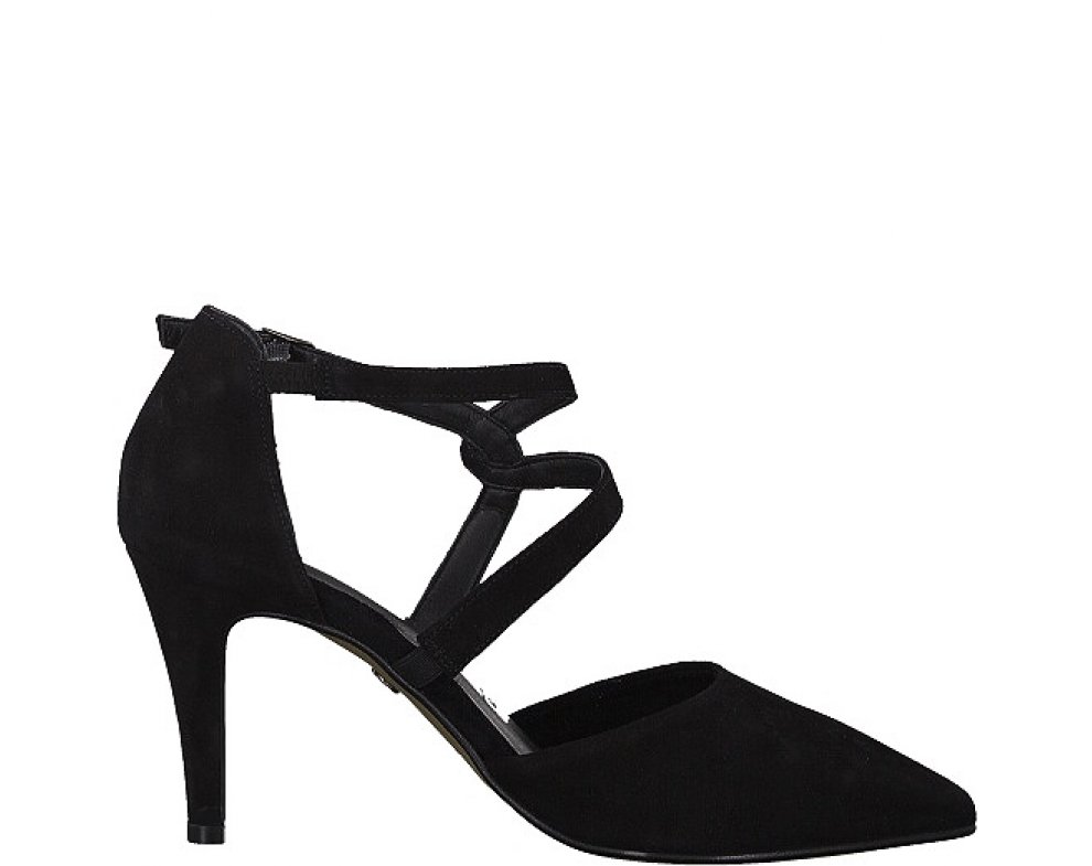 Sandále Tamaris 1-1-24425-22 001 BLACK