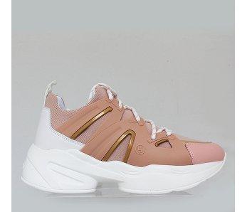Sneakersy LIU JO B19037TX03831406 PEACH