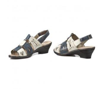 Sandále RIEKER 62167-60