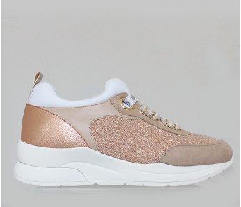 Sneakersy LIU JO B19003TX030S1803 SAND